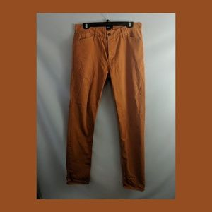 Asos Mens Brown Clay Jeans Size 34x32